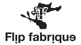 Logo Flip Fabrique