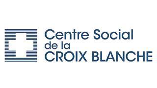 Logo du Centre Social de la Croix Blanche